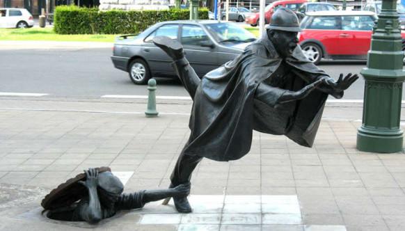25необычных скульптур, окоторых вы, возможно, незнали