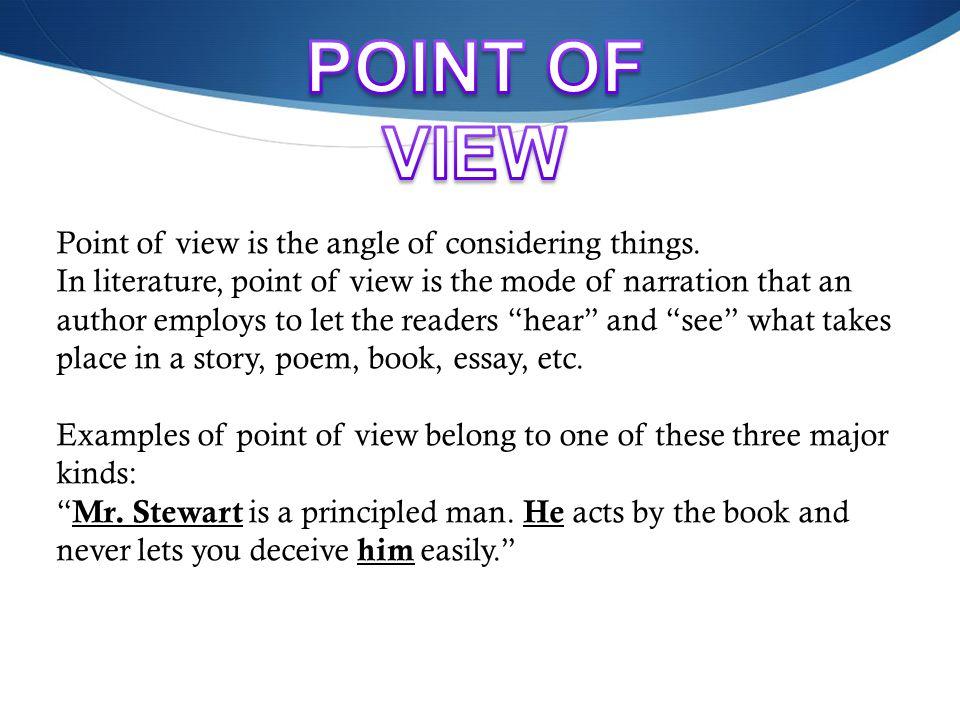View essay