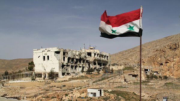 Тричеловека погибли врезультате взрыва вСирии