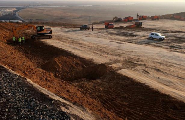 Подрядчик приступил кстроительству нового участка трассы М-4«Дон» вРостовской области