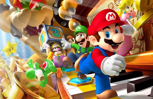 Nintendo снимет мультик пробратьев Марио