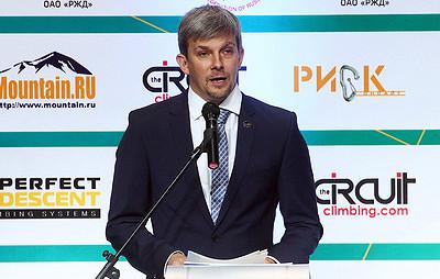 Бычков: чемпионат Европы вМоскве станет праздником скалолазания