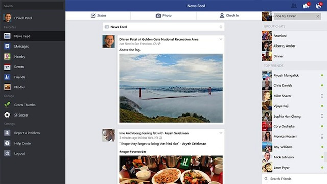 Facebook on the App Store - iTunes