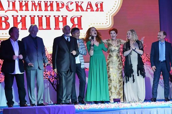 открытие кинофестиваля владимирская вишня фото один