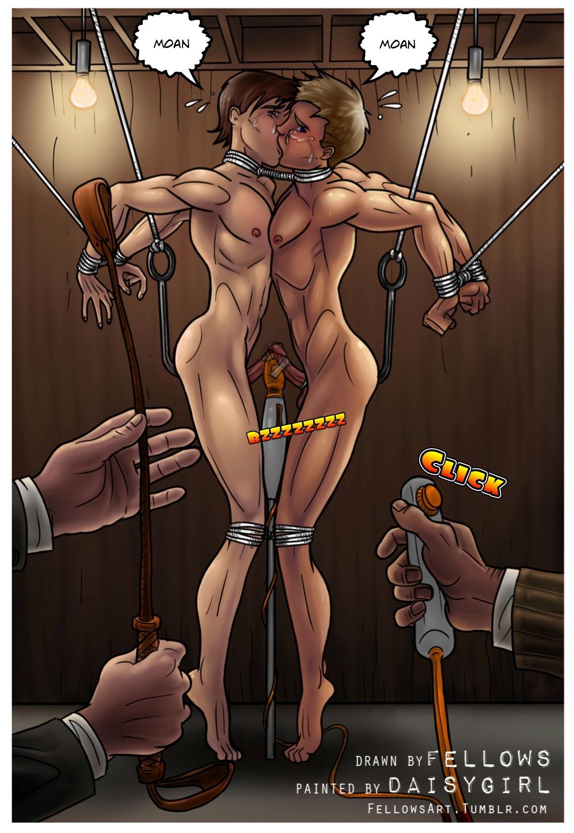 Gay The Art Of Bondage - Bondage-7927