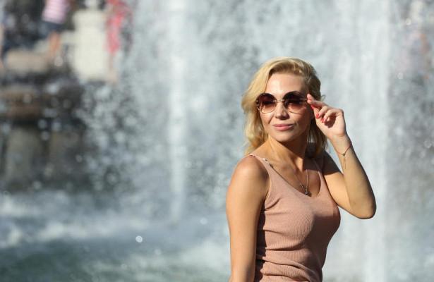 Жара вМоскве побила 49-летний рекорд