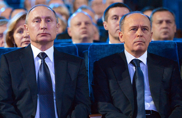 Анонсировано очное участие Путина вколлегии ФСБ