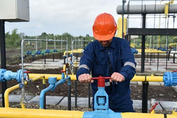 Украина накопила рекордный за10летобъем газа