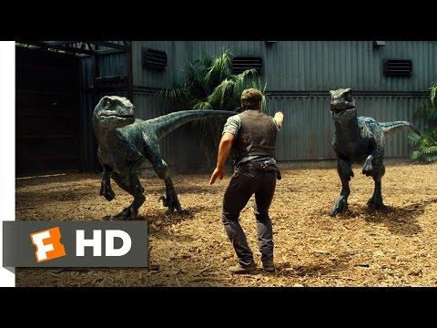 Download Jurassic World (2015) Dubbed In-Hindi BluRay HD