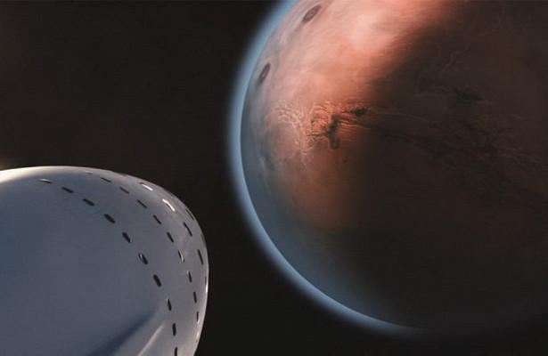 Илон Маск рассказал освоих надеждах, возлагаемых нановую ракету BFR