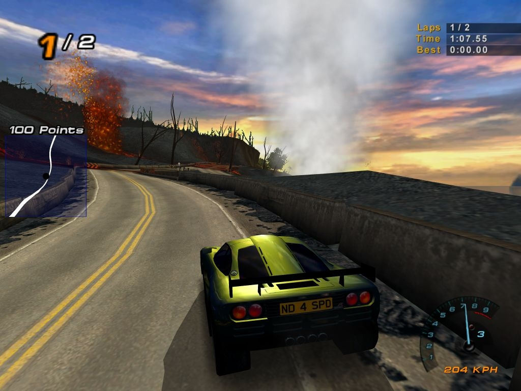 Need For Speed Hot Pursuit Free Download (2010