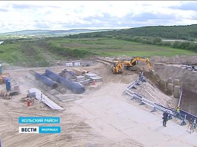 Впроект поразвитию Мурманского транспортного узла вложили 4млрд рублей