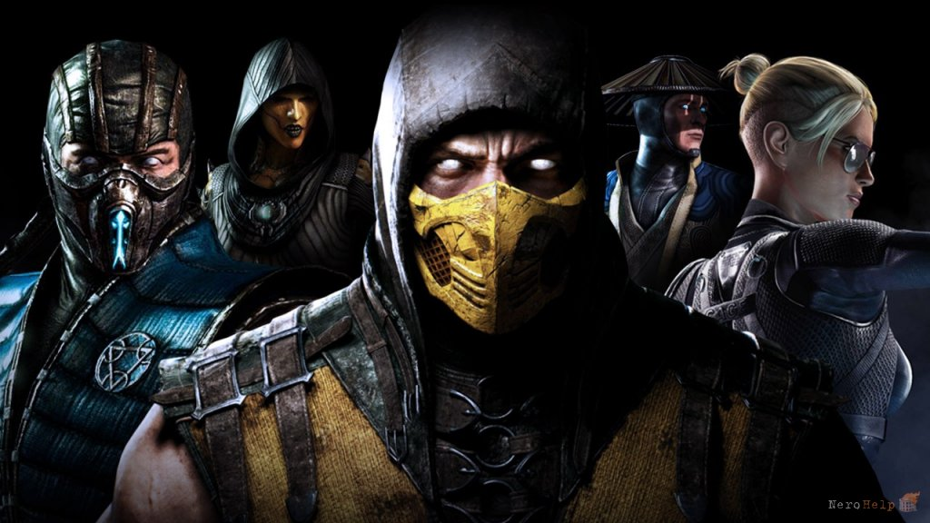 Mortal Kombat X download torrent for PC