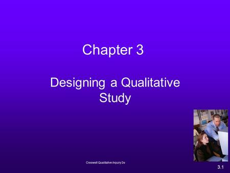 Qualitative dissertation chapters