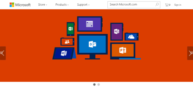 Microsoft support guide