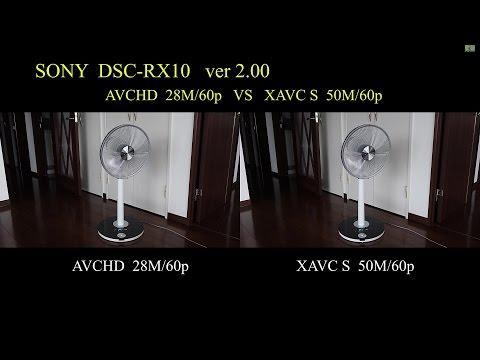 Sony's XAVC Codec's XAVC-S why can't I right click