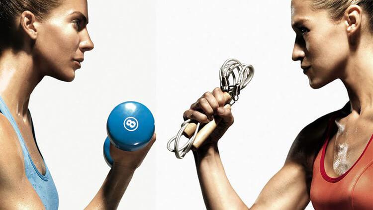Как сбросить вес при силовых тренировках
