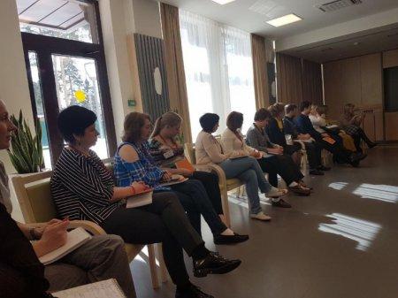 Специалисты учреждений социального обслуживания прошли обучение вцентре гериатрического ухода иреабилитации «Малаховка»
