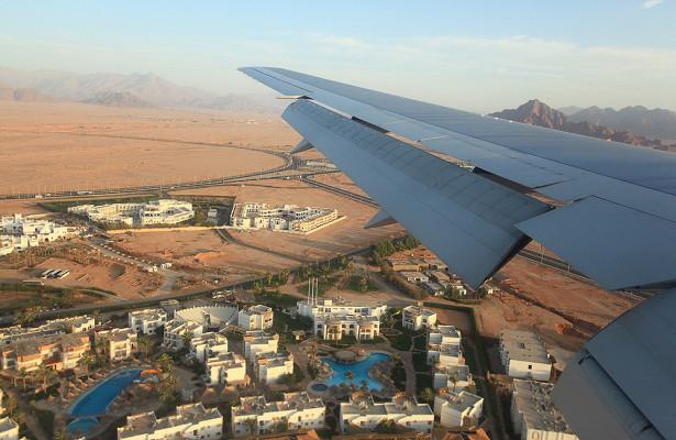 Рейсов изРоссии вЕгипет станет больше сконца января
