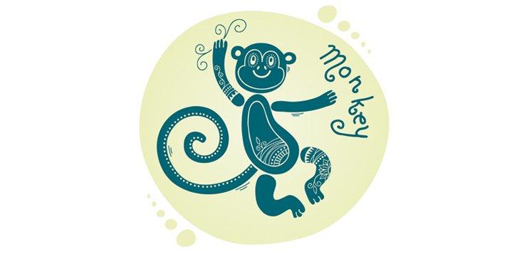 Женщи  обезья  весы гороскоп