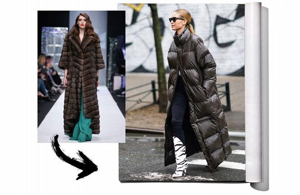 Какую верхнюю одежду точно нестоит носить зимой