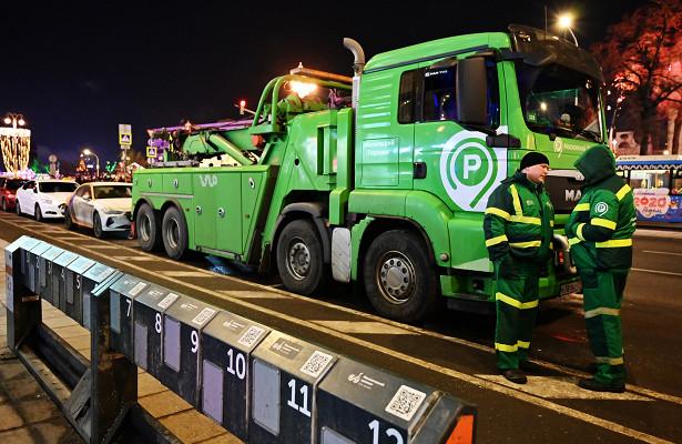 Названы чаще всего нарушающие правила парковки вМоскве автомобили