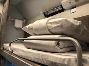 Концепт нового плацкартного вагона: чтоизменилось вдизайне ичтождет пассажиров