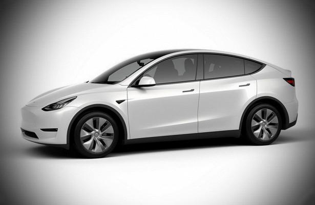 Tesla показала самую доступную версию Model Y