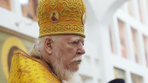 Отпевание протоиерея Дмитрия Смирнова прошло вМоскве