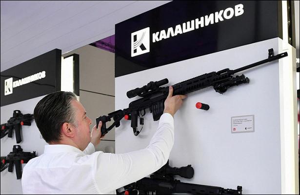 «Калашников» получил первые заявки нановый автомат подпатроны НАТО