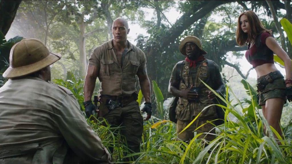 Jumanji Welcome to the Jungle 2017 – Full Movie Online