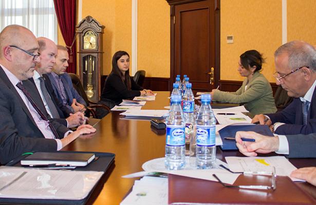 ВМинэнергетики Азербайджана обсудили связи скомпанией BP