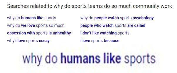 The Sports Guy: Why I love sports - ESPN Page 2