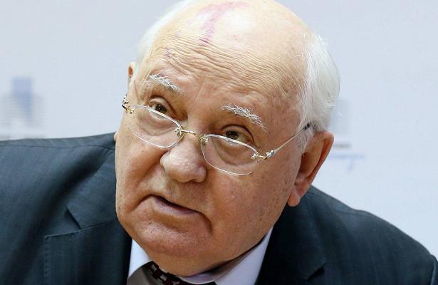 Горбачев призвал продлить ракетный договор