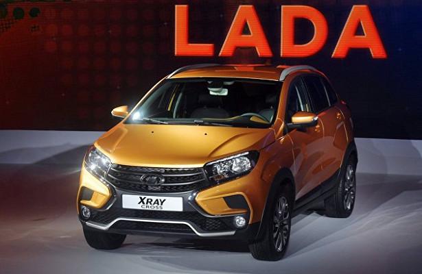 «АвтоВАЗ» отзывает более девяти тысяч Lada Xray