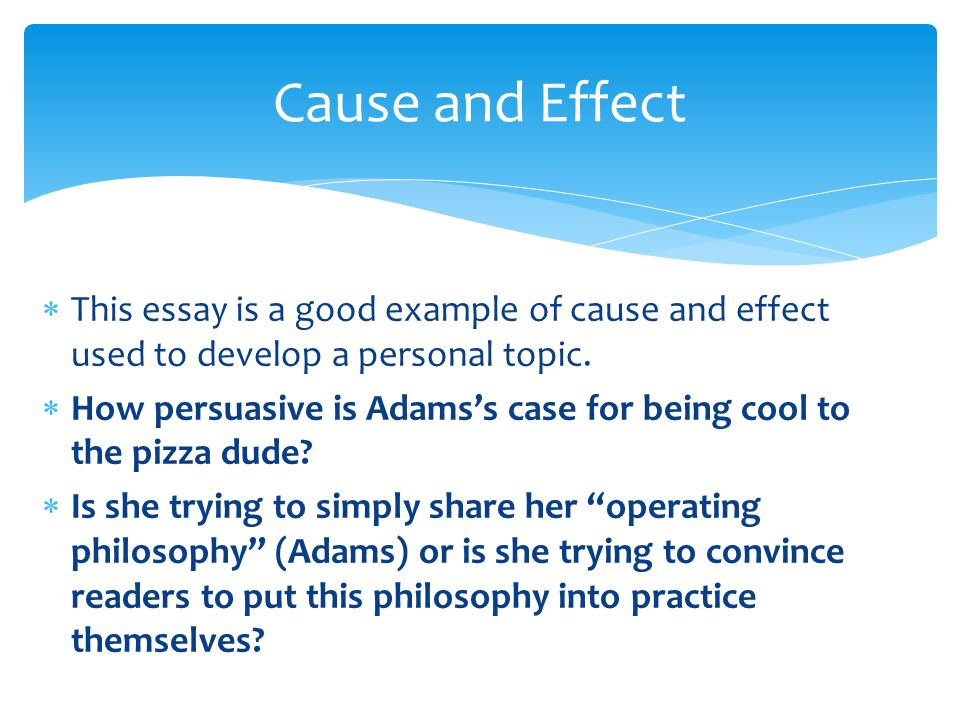 Topics for a persuassive essay