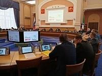 Гендиректор НИИМЭ выступил напленарном заседании форума «Городские технологии— 2020»