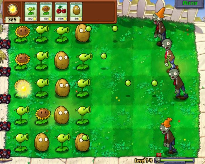 PLANTS VS ZOMBIES FULL VERSION - riyasetriyana