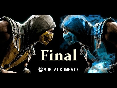 rtal kombat x Mp4 HD Video Download