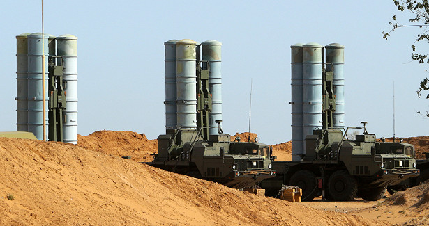 Турция задумалась надпокупкой второго полка С-400