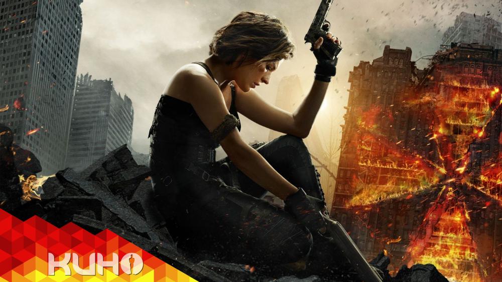 Video clip hay Resident Evil 6 Armageddon 3D 2014