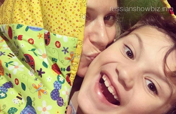 Супруга Джеффри Дина Моргана рассказала отрудностях материнства