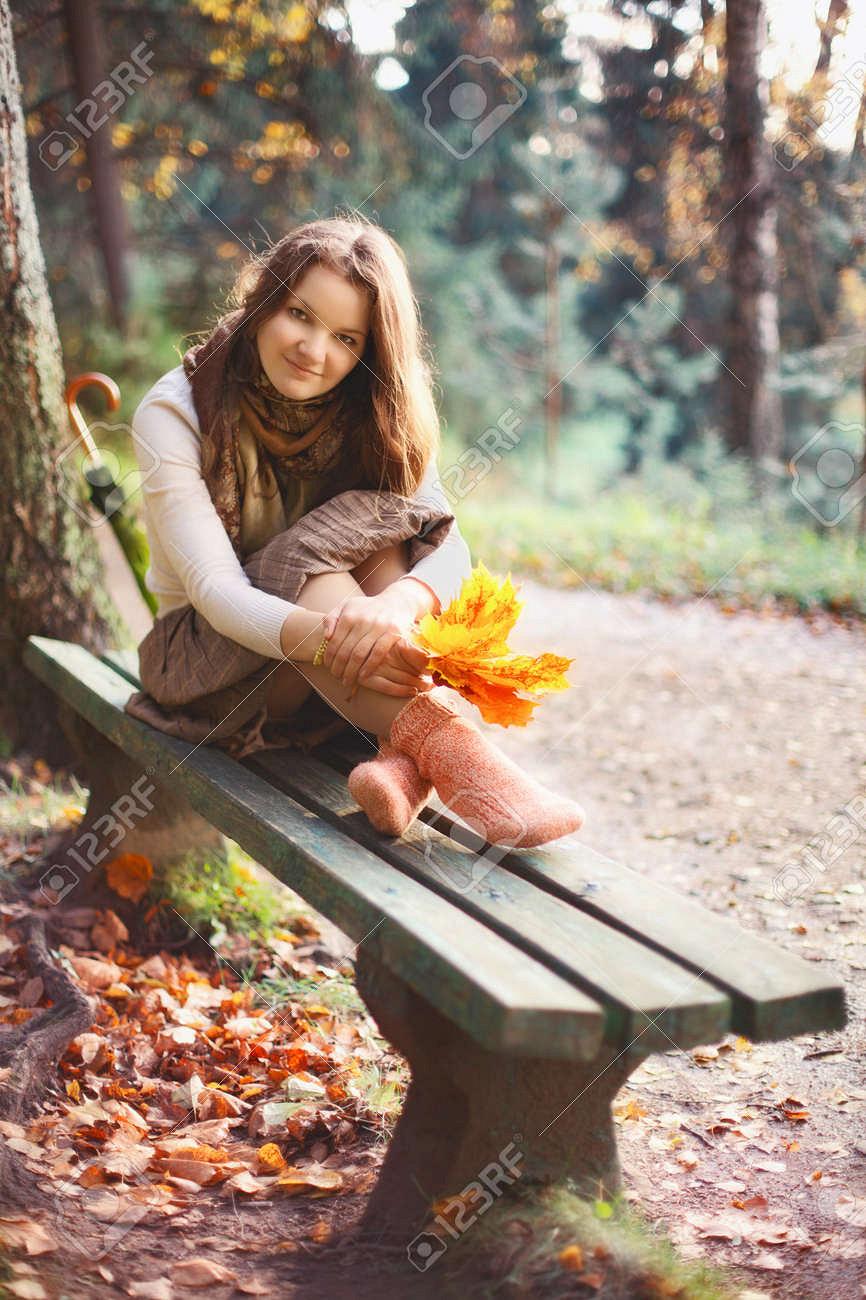 Мисс Элджин пососала в парке бесконечная