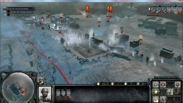 Company of Heroes 2-RELOADED + CRACK ONLY