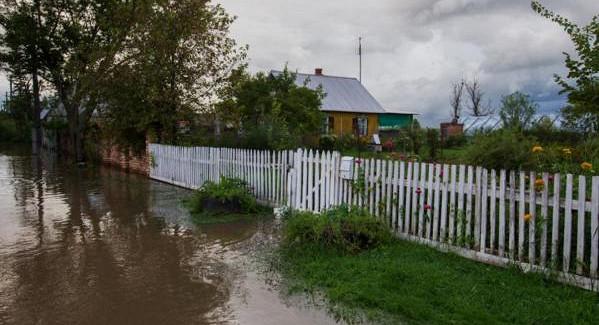 Синоптики рассказали, какие районы Приморья может затопить