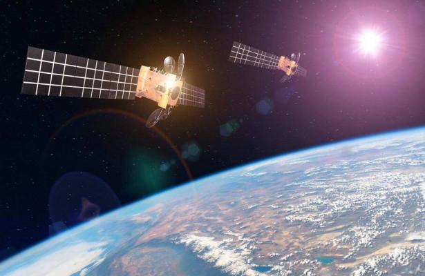 Японский спутник начнет вмарте уборку космического мусора наорбите