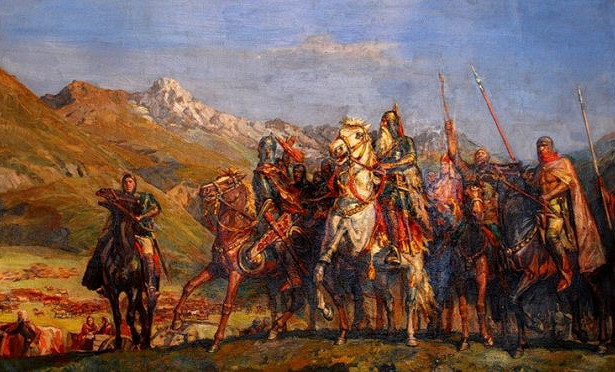 Владимир Храбрый: сколько летбыло самому юному богатырю