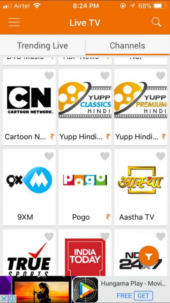 OKLiveTVcom: Watch free live TV channels on your