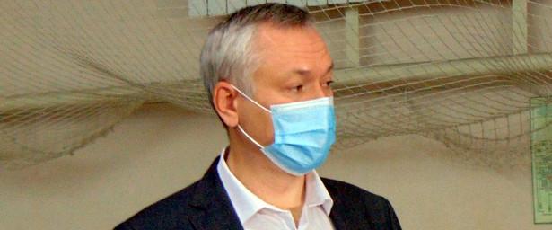 Травников анонсировал отмену масочного режима вНовосибирской области