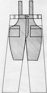 Кружка керамическая с оленями 12см х 8см х 9 5см 1шт 608208